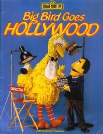 Big Bird Goes Hollywood