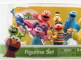 Sesame Street PVC figures (HeadStart)