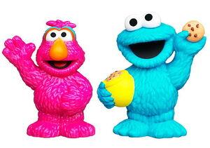 Hasbro figures telly cookie