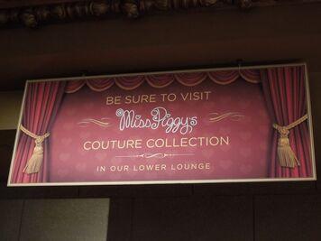 Misspiggys couture collection