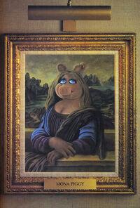 Mona Piggy Muppet Annual 1980