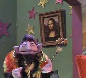 Numberella Mona Lisa