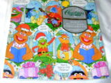 Muppet wrapping paper (Hallmark)