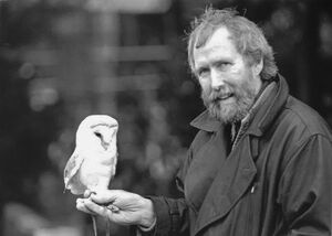 Jim Henson and Labyrinth owl.jpg