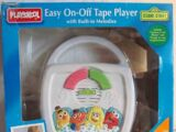 Easy On-Off Tape Player