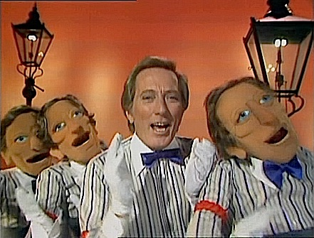 Andy Williams Muppets