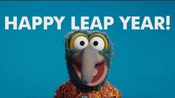 Happy Leap Day! Celebrate the Leap Year with Kermit the Frog and The Muppets