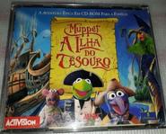 Muppet Treasure Island CD-ROM BR