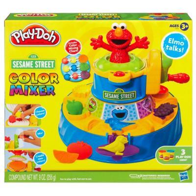 Sesame Street Color Mixer