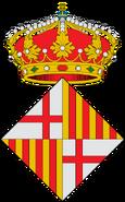 Escudo e Barcelona
