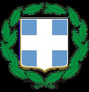 Escudo e Grecia