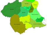 Comarcas e la Rigión e Murcia
