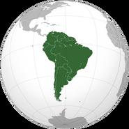 América der Sur