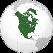 América der Norte