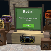 How To Use The Radio In Roblox Mm2 Can You Get Robux On Ipad Radios Murder Mystery 2 Wiki Fandom