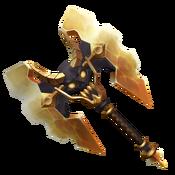 HippocriticaI's Unique Golden Icebreaker