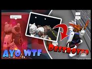 """MM2 Teamers DOING """"IT"""" then gets DESTROYED and RAGE QUITS - Murder Mystery 2"""