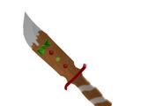 Ginger Knife (2018)