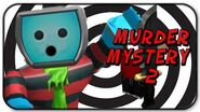 Roblox Murder Mystery 2 -Hardcore Mode Has Weird Names ep