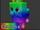 Chroma Fire Bunny
