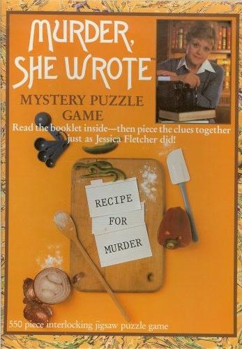 Murder, She Wrote: Recipe for Murder