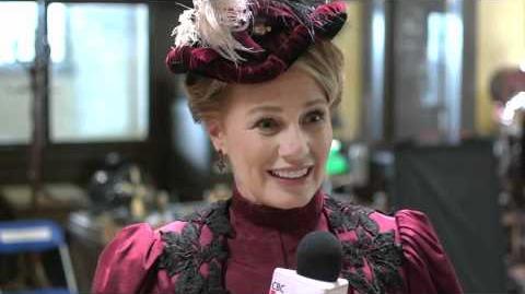 CBC LIVE Arlene Dickinson Guest Stars on Murdoch Mysteries-0