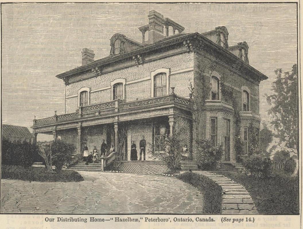 Barnardo Homes