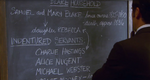 309 Love and Human Remains Blackboard 2