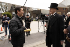 MM Yannick Bisson directs Colm Feore