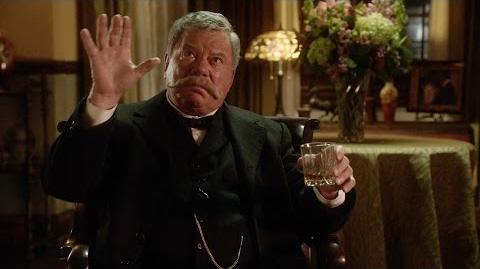 Murdoch Mysteries- Marked Twain Preview with William Shatner from CBC