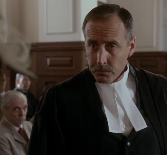 Defense Attorney Bennett