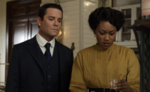 1309 The Killing Dose Murdoch (Yannick Bisson) with Violet Hart (Shanice Banton)