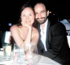 Patricia Fagan and Adam Pettle 2009