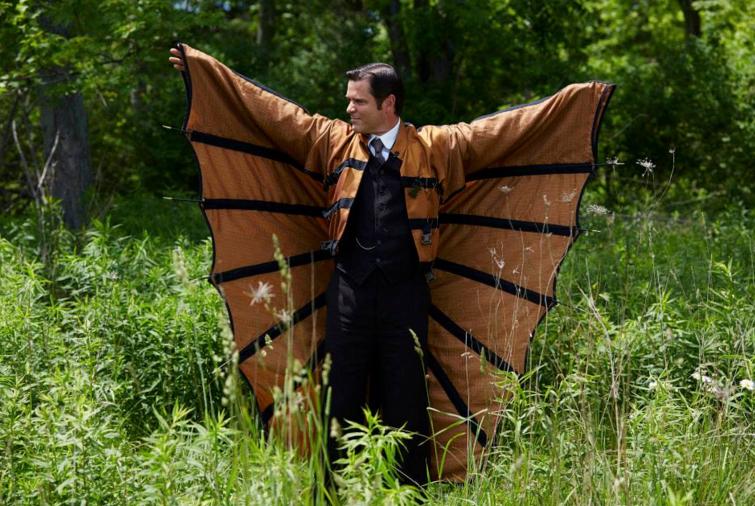 Gliding Suit