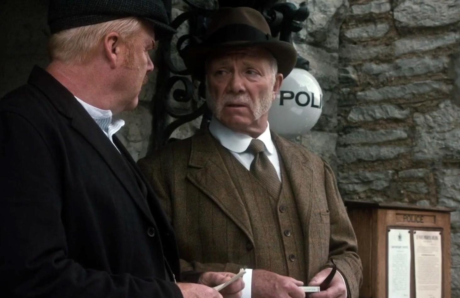 Inspector Deakins