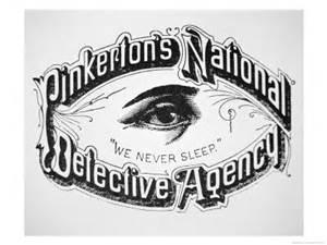 Pinkerton's