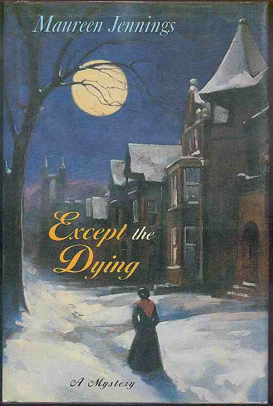 Except the Dying (novel)