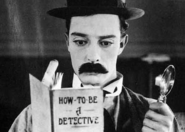 Buster Keaton detective