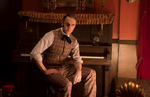 The Star Room piano player (composer Rob Carli)