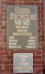Mm Used BicylceSign