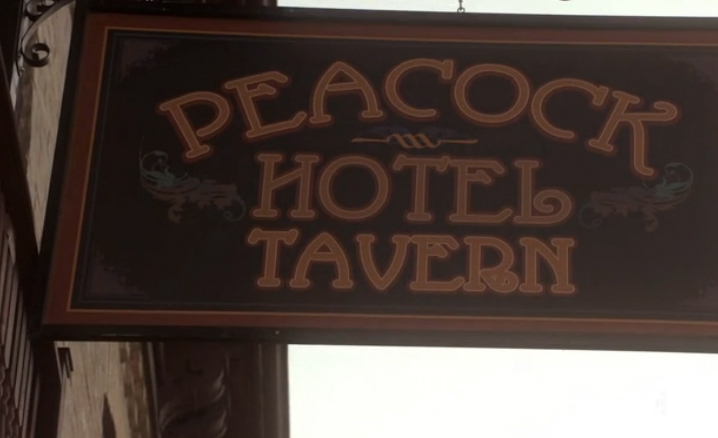 Peacock Hotel and Tavern