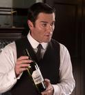 1102 Murdoch with wine bottle