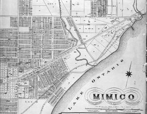 Mimico Historical plan.png
