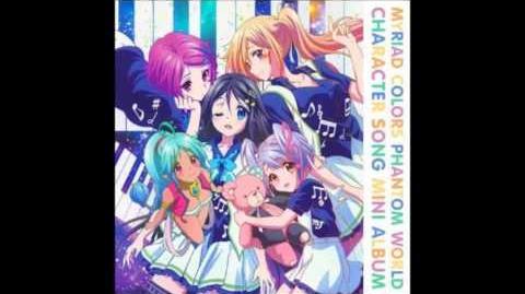 Musaigen no Phantom World Character Song OST Soundtrack HEART FUL HAPPY – Reina Izumi