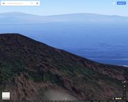Southwest Ridge of Haupaakea Peak
