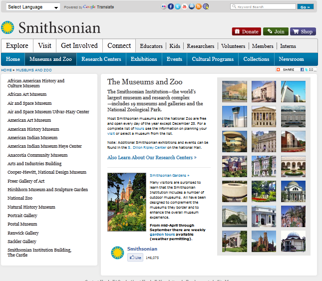 Smithsonian homepage.png