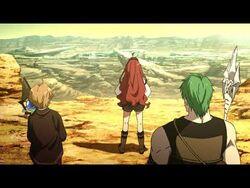 『無職転生 ~異世界行ったら本気だす~』PV第4弾:転移~魔大陸/3月7日(日)第9話「邂逅」放送