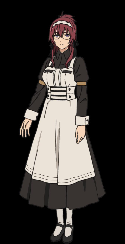 Lilia Greyrat