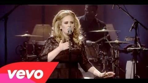 Adele - Set Fire To The Rain (Live at The Royal Albert Hall)