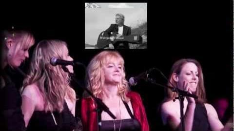 Sharine O'Neill & Friends - White Roses - Live with Lyrics